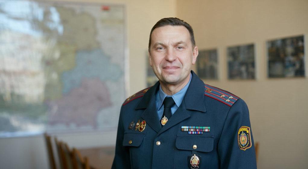 «Мы их найдем и зачистим». Замглавы МВД Карпенков рассказал, как будут поступать с «кровожадной оппозицией»