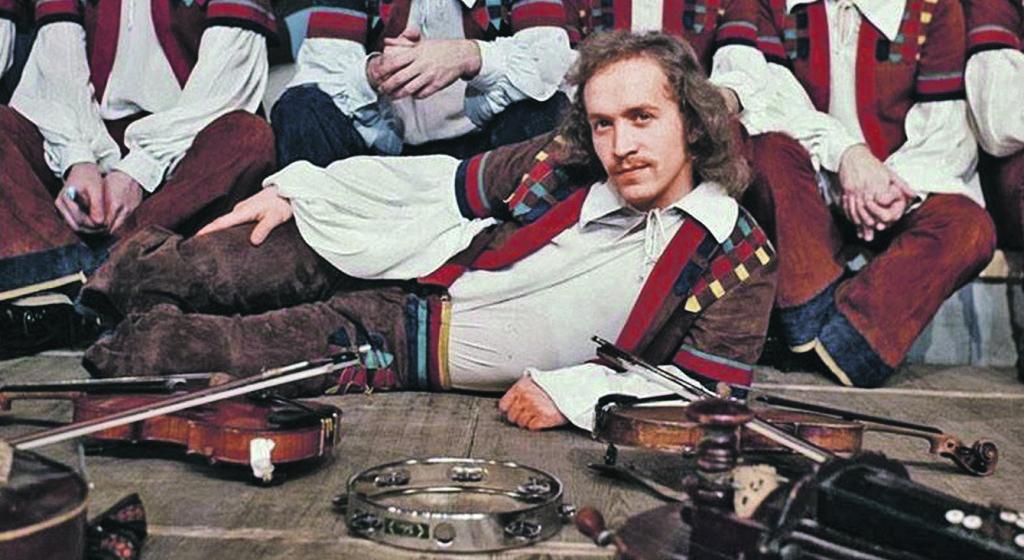 Умер известный белорусский музыкант, бывший солист «Песняроў»