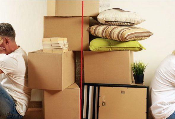 Квартирный переезд пройдет легко