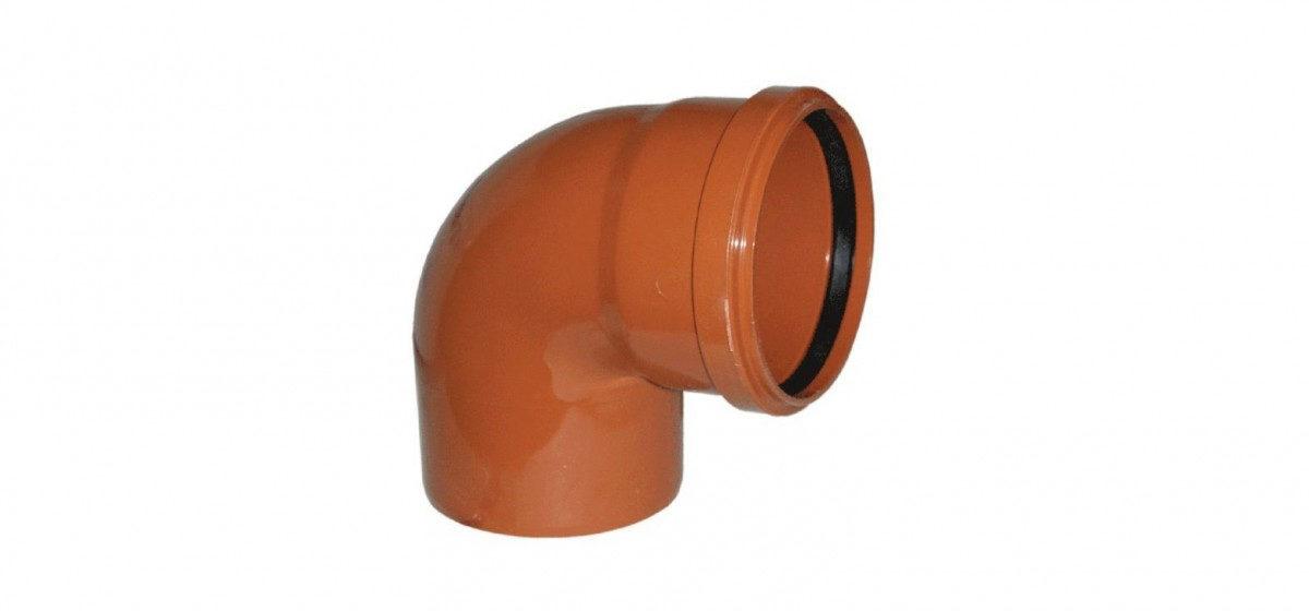 Качественные трубы для наружной канализации вашего дома