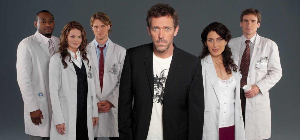 Тест. Доктор Хаус или Быков? Угадаете ли вы по кадру сериал о медиках?