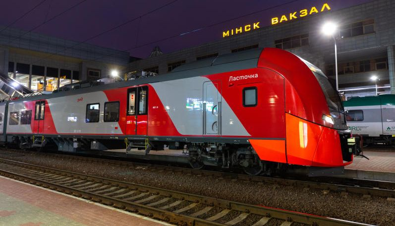 С 30 апреля между Минском и Москвой будет курсировать «Ласточка». Время в пути – менее 7 часов