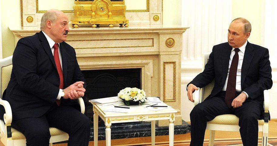 Карбалевич: Переговоры Лукашенко и Путина начались очень интересно