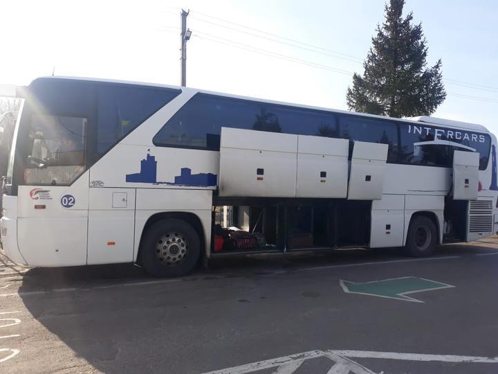 Пассажиры автобуса, которых не пустили в Украину из-за поддельных ПЦР-тестов, рассказали подробности