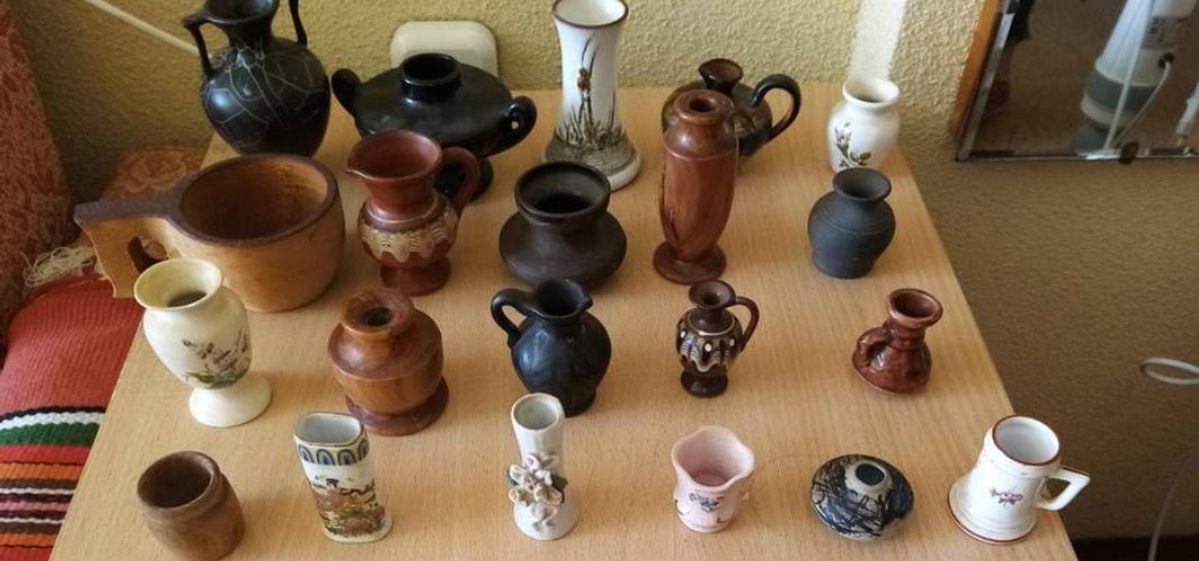 Коллекцию ваз похитил житель Барановичей