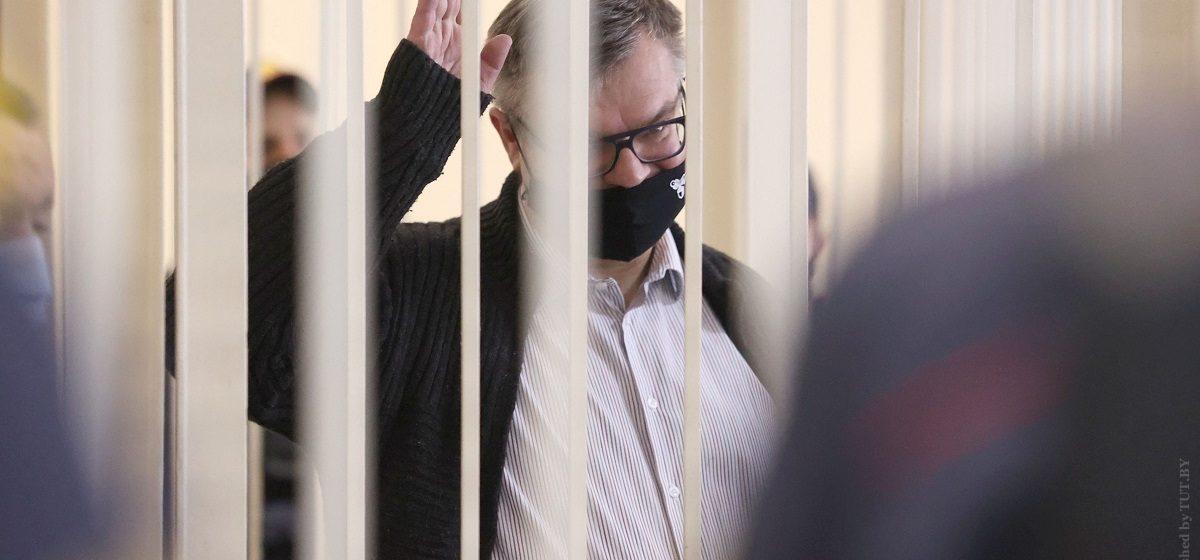 Бабарико отказался давать показания в суде. «Я хочу жить в стране, где торжествует закон»
