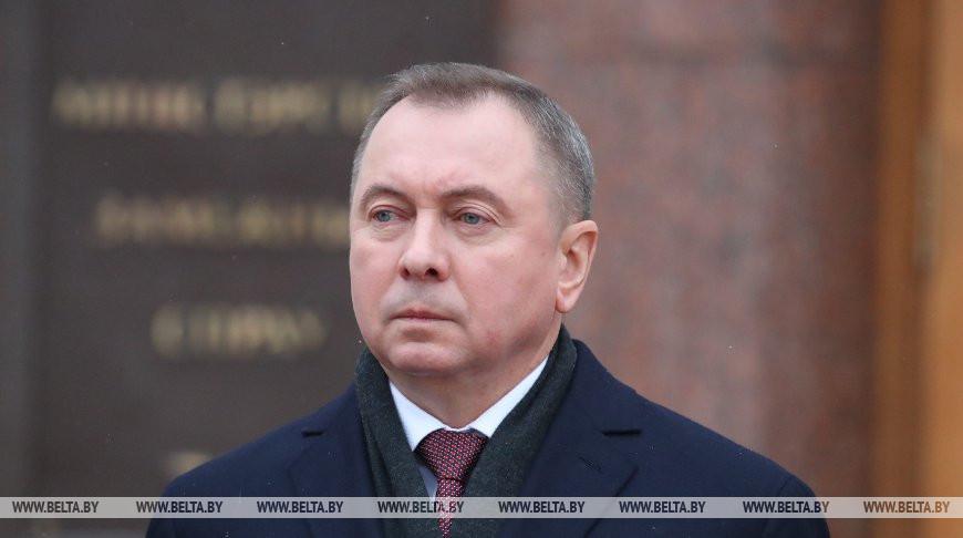 Макей: Из Беларуси хотят сделать вторую Украину, но это будет еще более горячая точка на карте