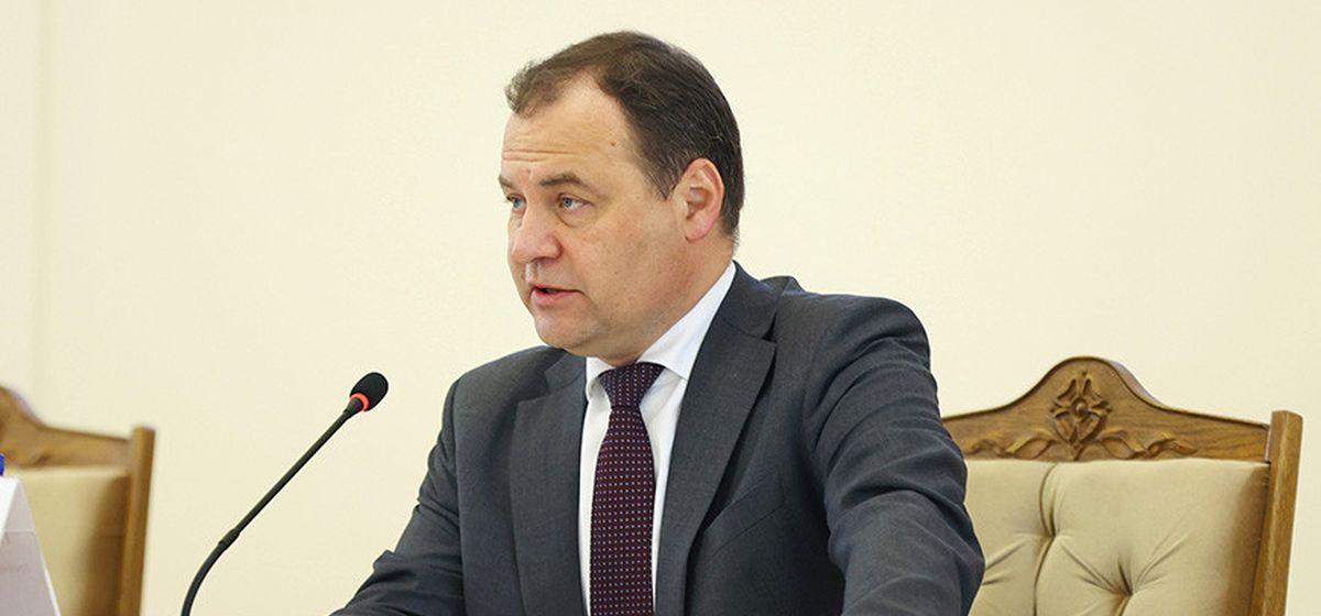 Головченко – почему программы по интеграции скрывали от народа ранее: «Не допускали утечек»
