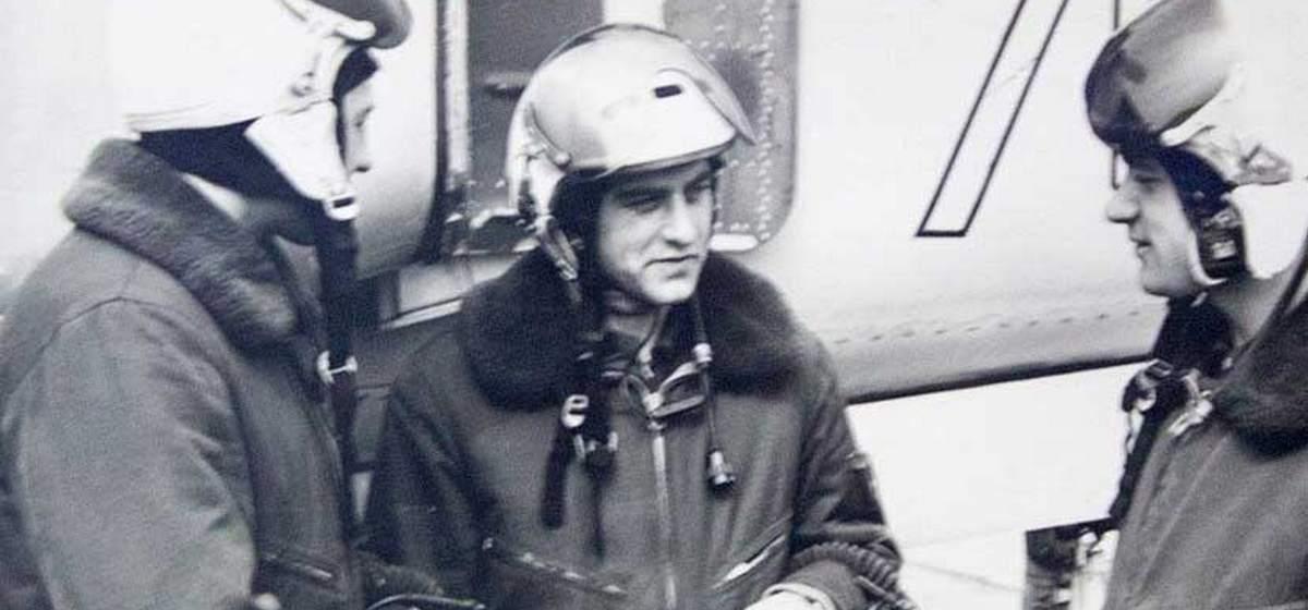25 лет назад погиб барановичский летчик Владимир Карват. Как это было