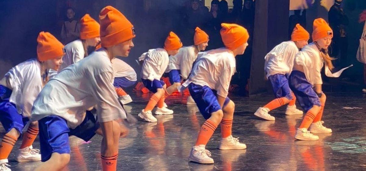 Коллективы из Барановичей стали призерами танцевального фестиваля в столице
