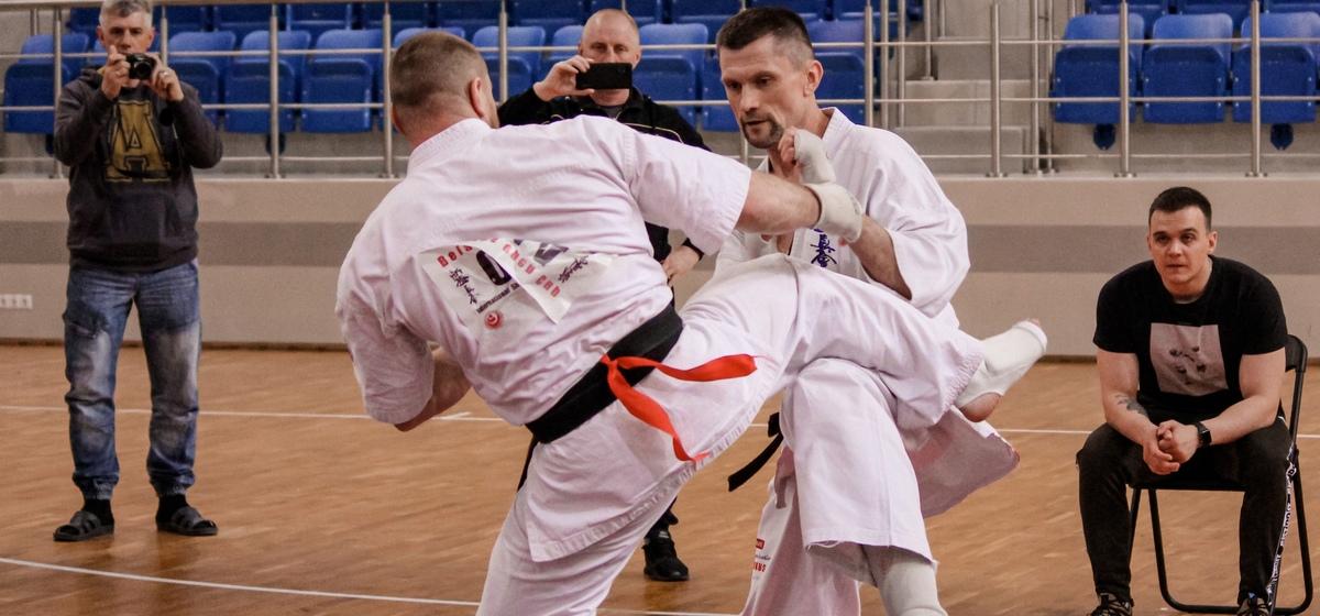 Какое количество наград завоевали юные барановичские каратисты на международном турнире Belarus Open Cup