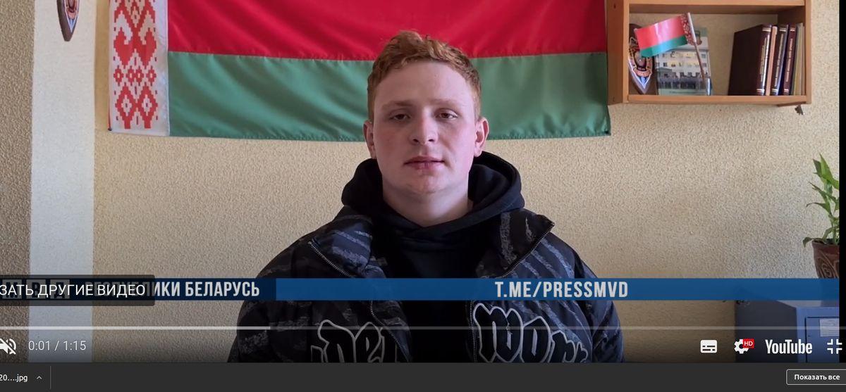 Задержан житель Барановичей, подозреваемый в порче имущества и участии в акциях протеста