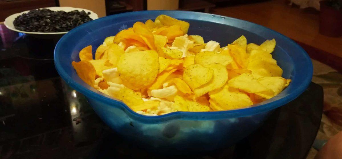 Стало известно, сколько чипсов можно съесть без вреда для здоровья