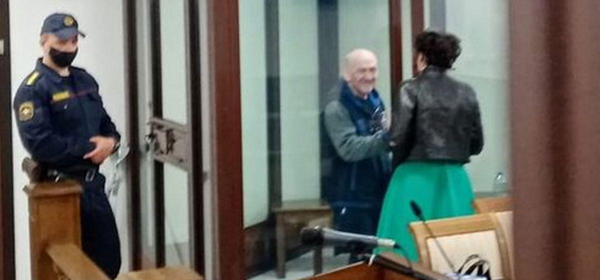 Вынесен приговор барановичскому активисту Владимиру Гундарю. Он получил реальный срок