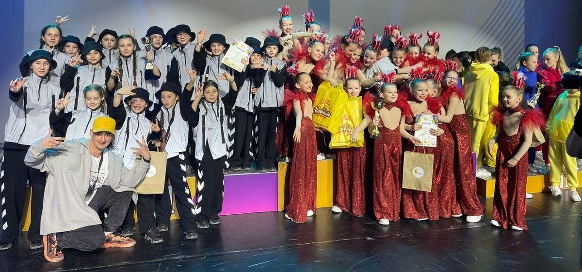 Два коллектива из Барановичей на Международном фестивале получили Гран-при