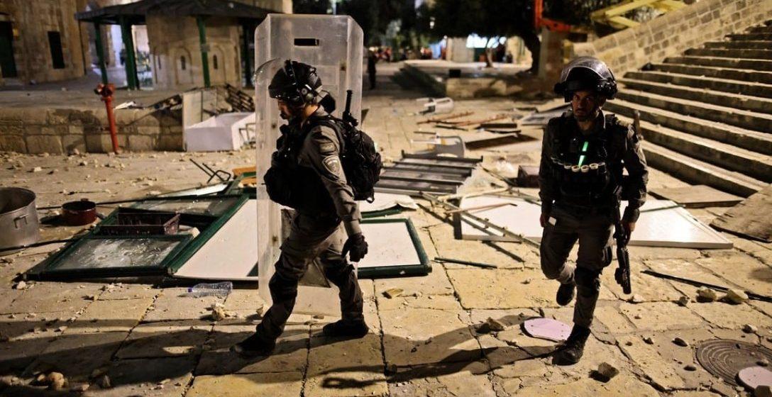 Армия Израиля начала воздушную и наземную атаку в секторе Газа