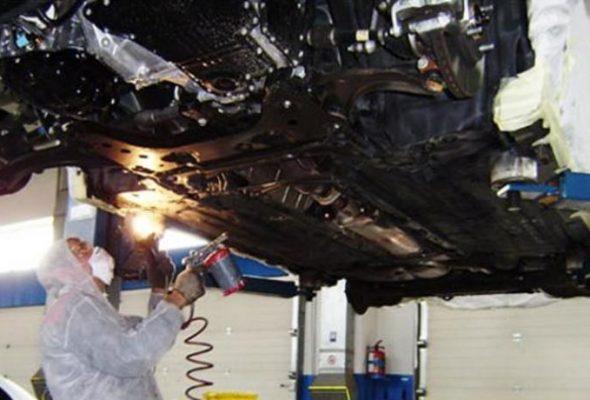 Почему важна противокоррозионная обработка кузова авто
