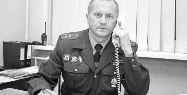 В Бресте нашли погибшим 50-летнего полковника милиции в отставке
