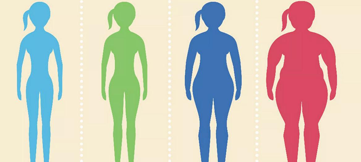 Ученые назвали массу тела, при которой риск COVID-19 максимальный