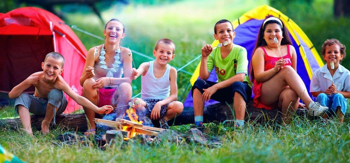 Как будут работать летние лагеря в Барановичском регионе