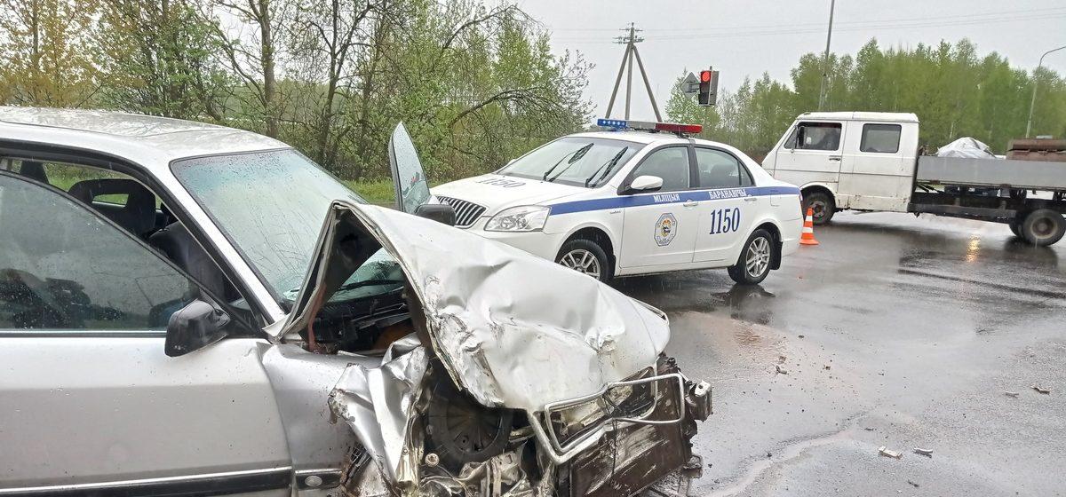 Про подробности смертельного ДТП в Барановичах рассказали в МВД. Видео