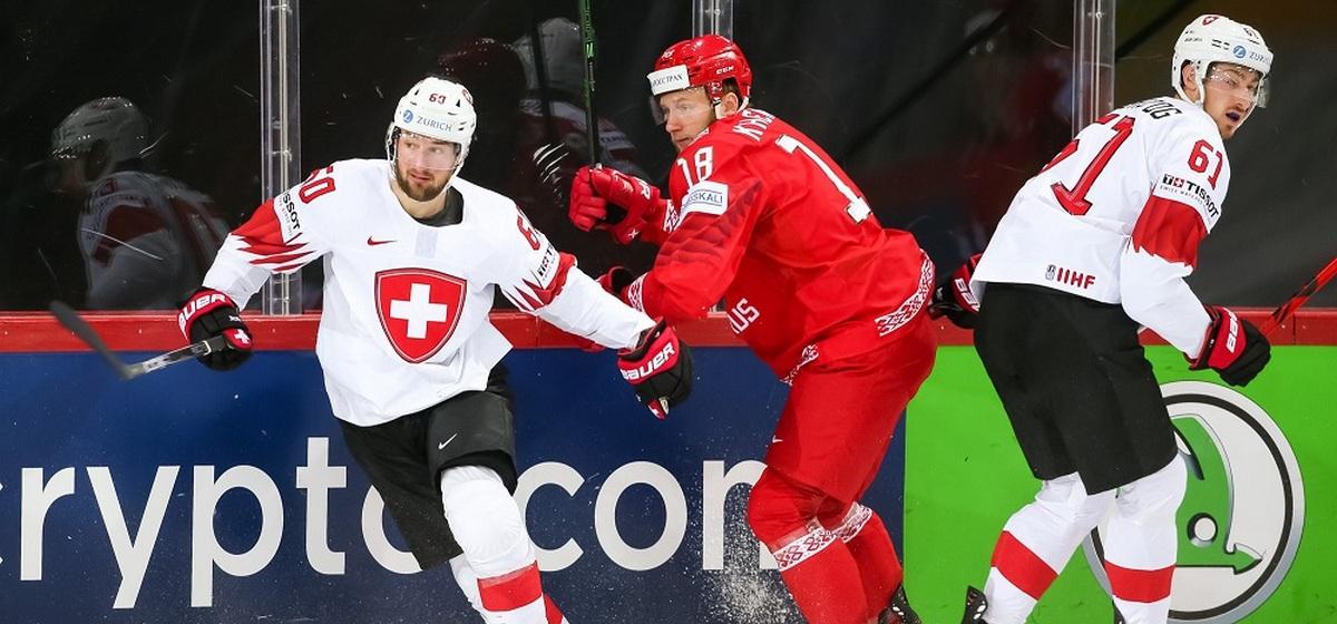 Сборная Беларуси разгромно проиграла на чемпионате мира по хоккею