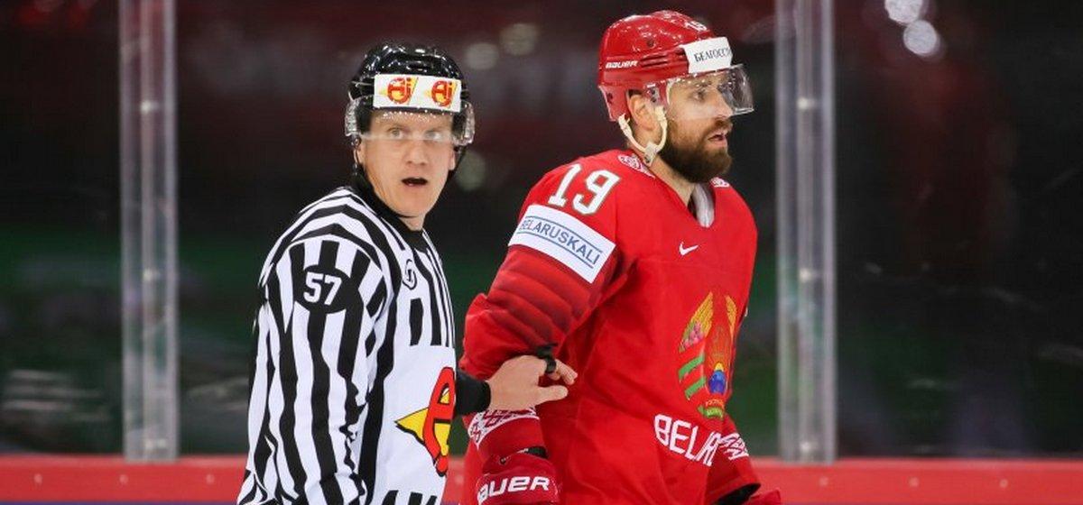 Повторить сенсацию не удалось. Завершился третий поединок сборной Беларуси на чемпионате мира по хоккею