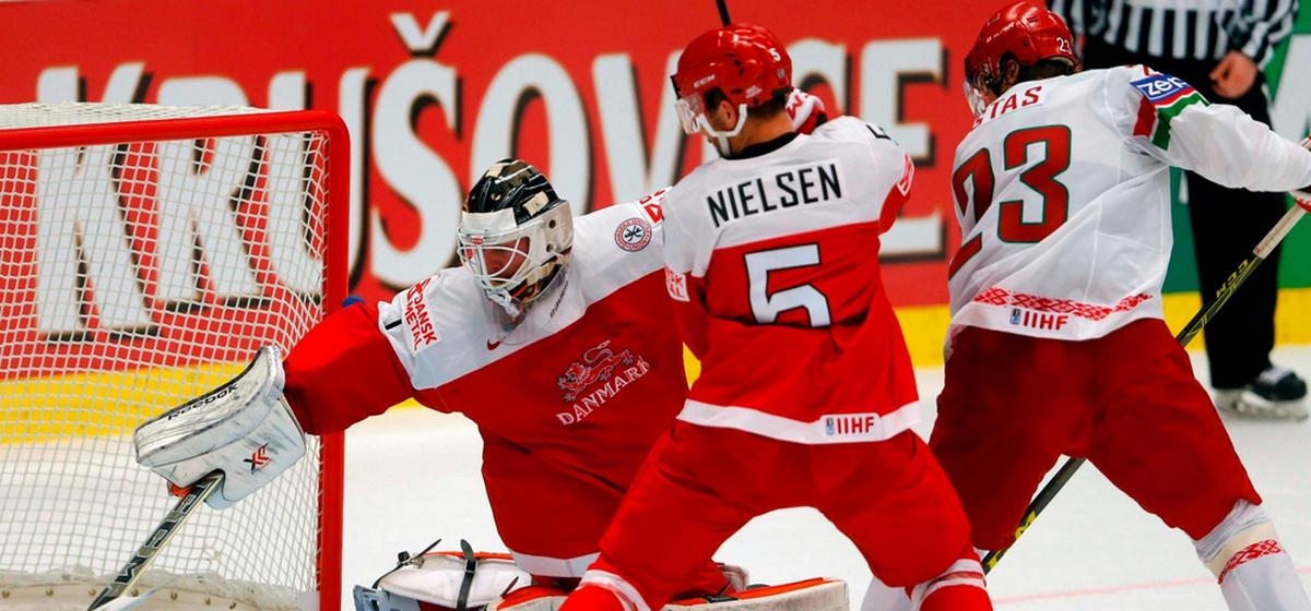 Состоялось третье подряд поражение сборной Беларуси на чемпионате мира по хоккею. Виноваты канадцы?