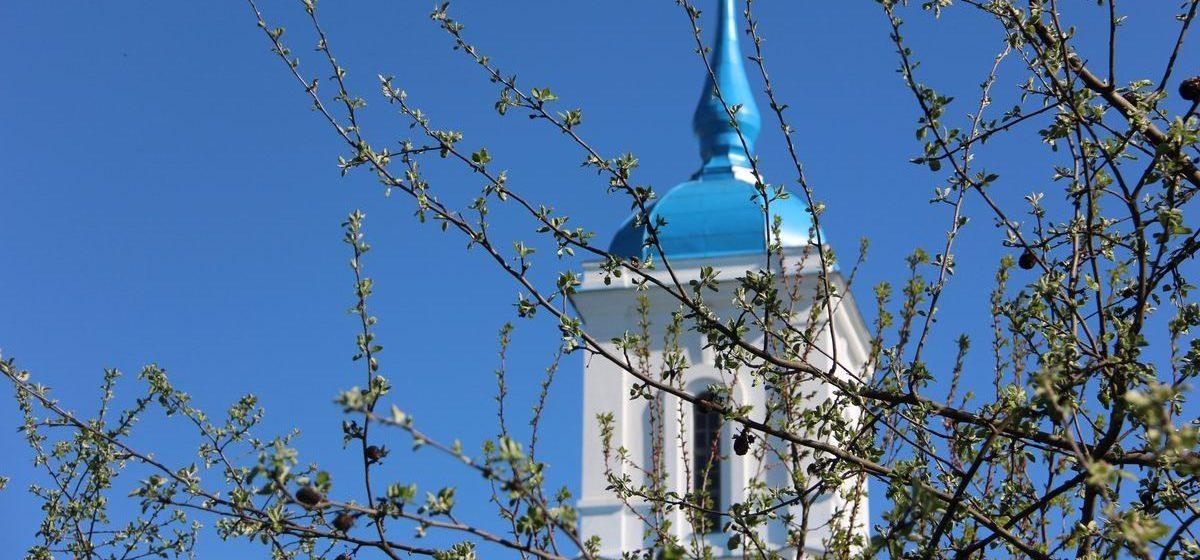 Весна и красота на улицах Барановичей. Фоторепортаж