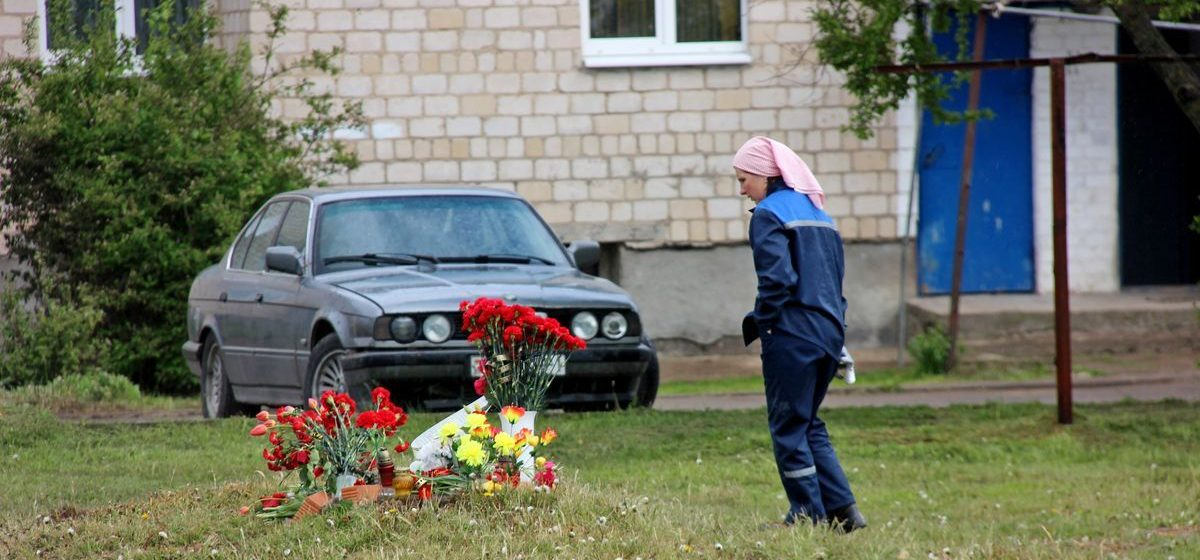 Что происходит на месте крушения самолета в третий день после трагедии в Барановичах