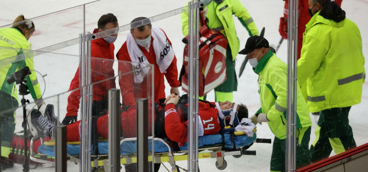 Состоялась сенсационная победа сборной Беларуси на чемпионате мира по хоккею