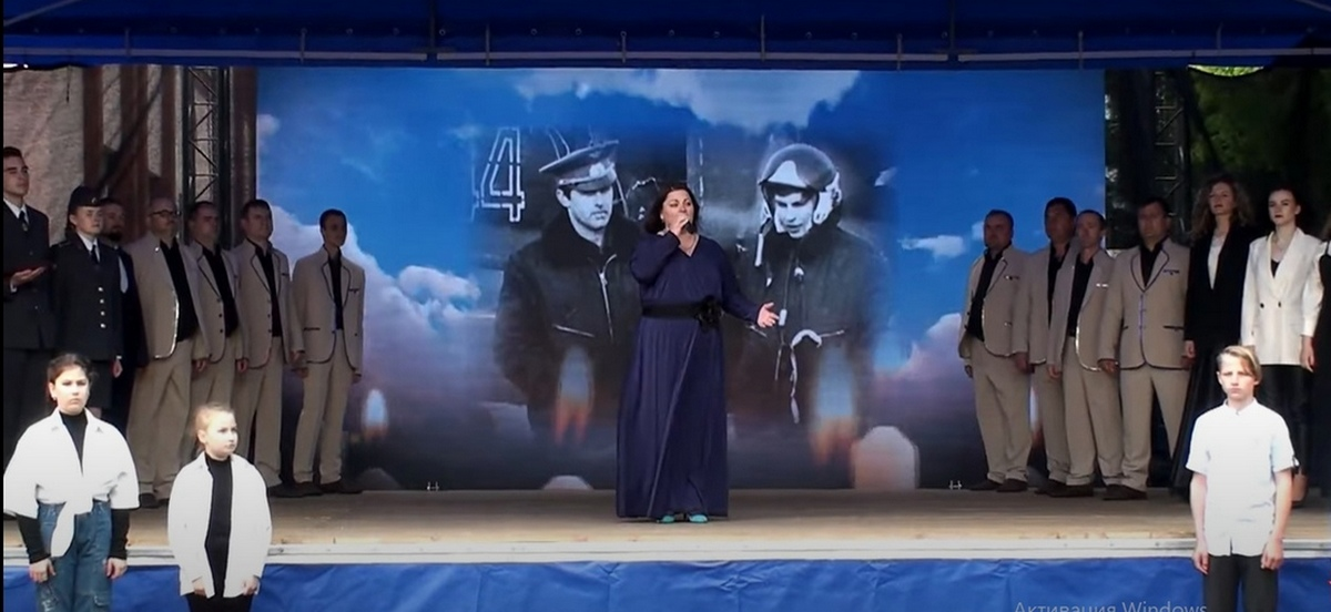 Как прошел концерт-реквием памяти Владимира Карвата в Барановичском районе. Видео