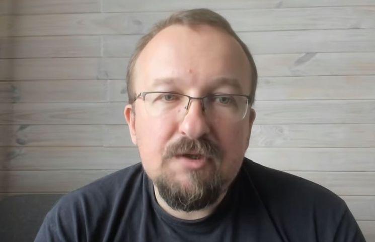 Игорь Тышкевич. Скриншот видео