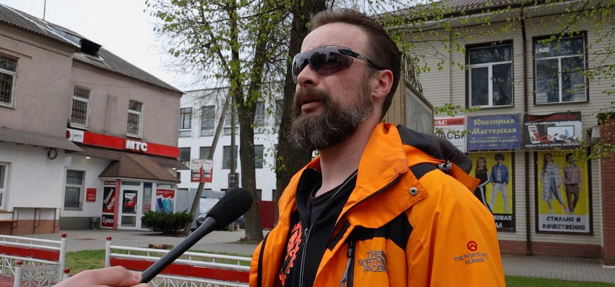 Как жители Барановичей отреагировали на то, что ветераны не получат выплат к 9 Мая. Видео