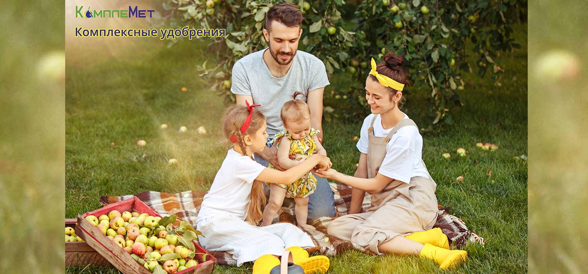 Витамины плодородия — «КомплеМет»*