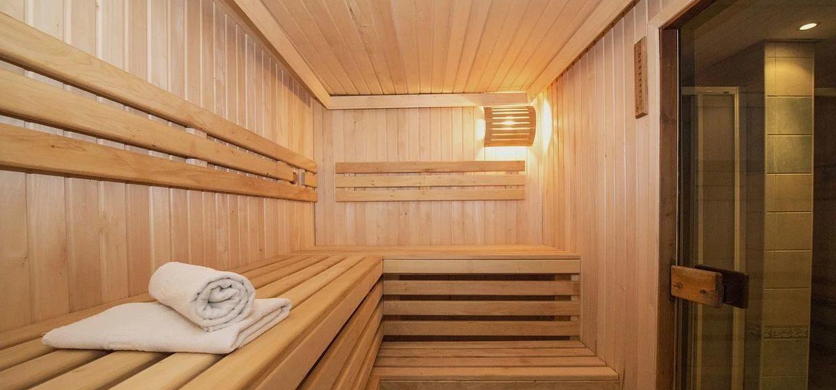 После ремонта открылась баня в Барановичах
