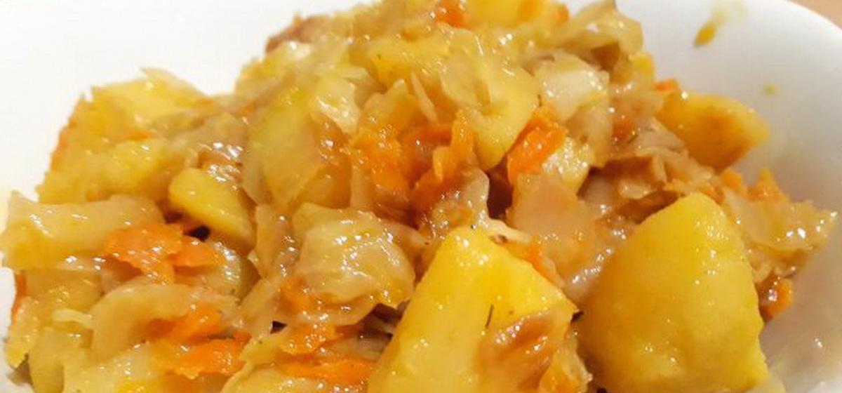 Вкусно и просто. Овощное рагу