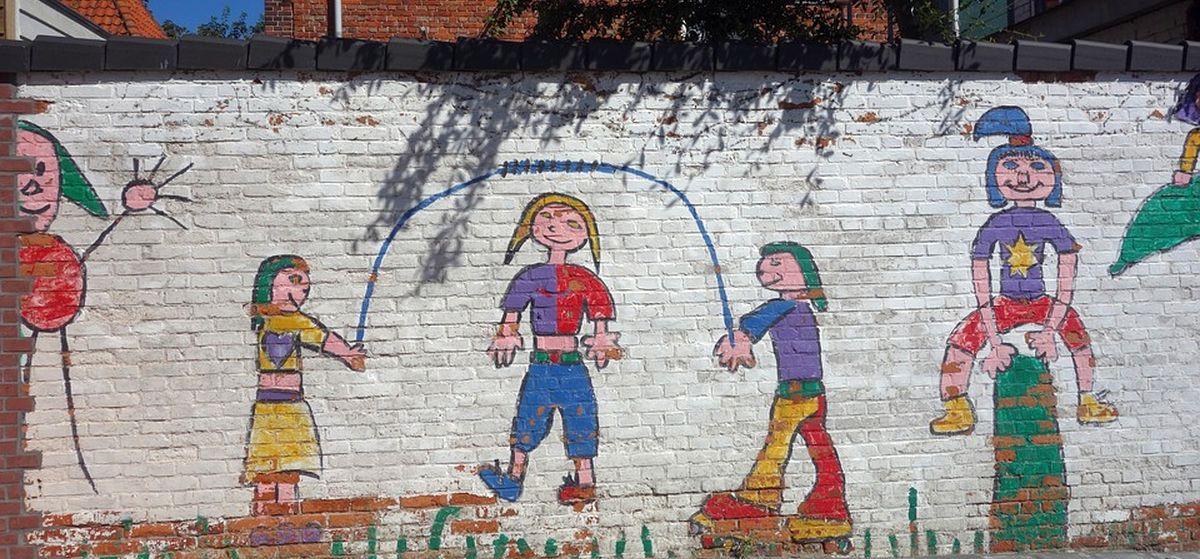 Тест. Узнаете ли вы по описанию старые уличные игры «из детства»