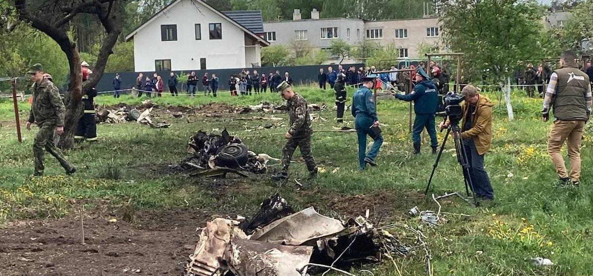 «Делали все, чтобы взрыв был не такой сильный». Жители Барановичей рассказывают, что летчики сбрасывали топливо перед падением самолета