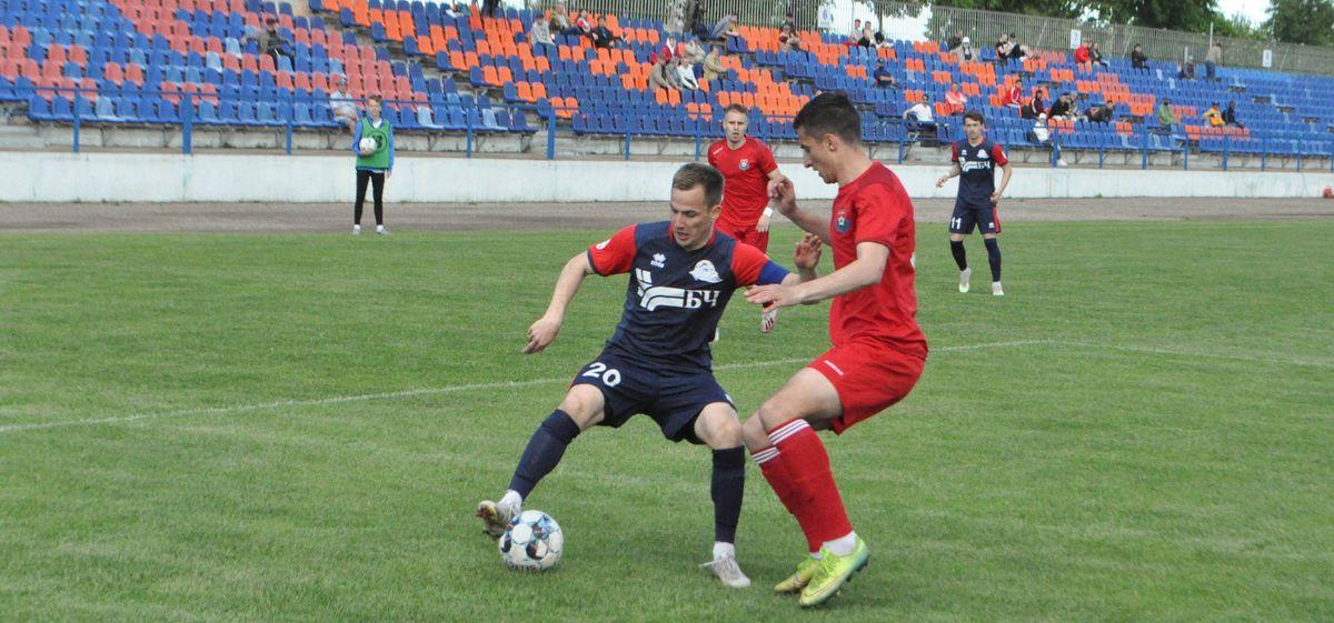 Как закончилась встреча ФК «Барановичи» с гомельским «Локомотивом»