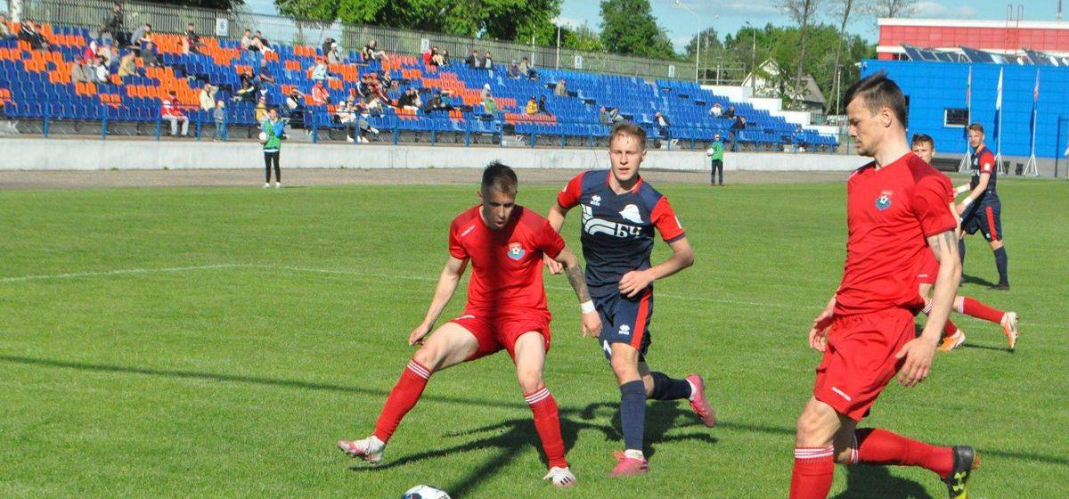 «Дети» пытались тягаться с «мужиками». Что происходит с ФК «Барановичи» в текущем сезоне