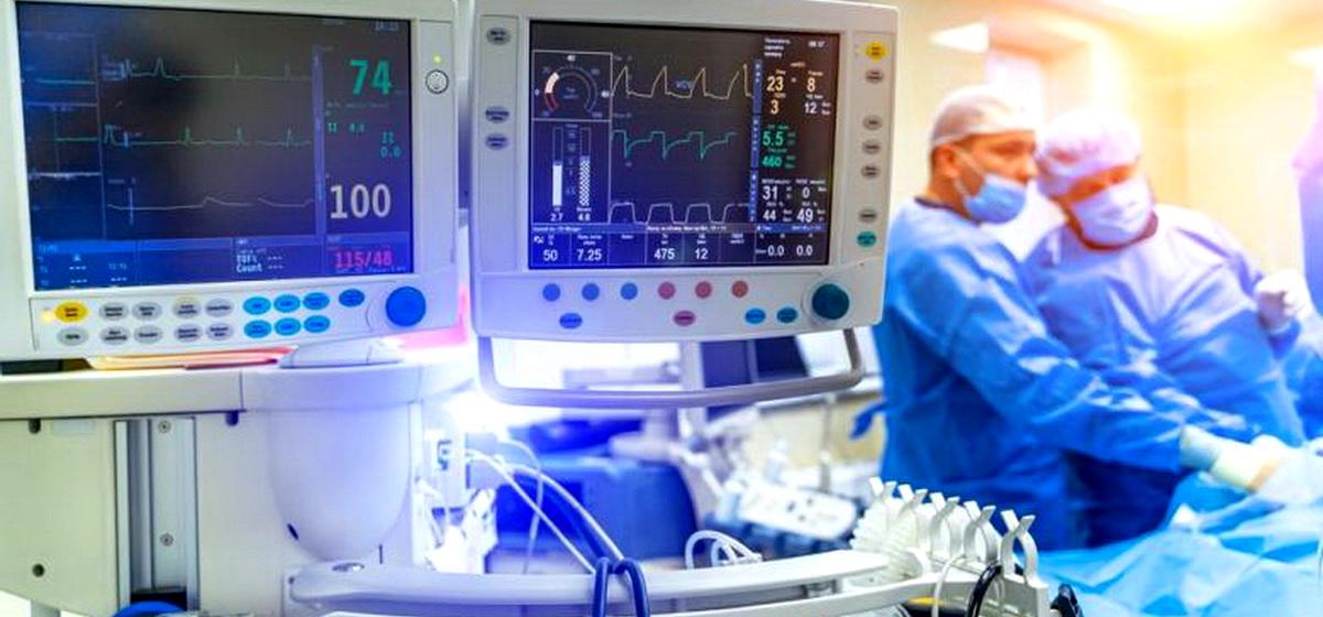 В Германии вдвое сократилось количество госпитализаций из-за COVID-19*