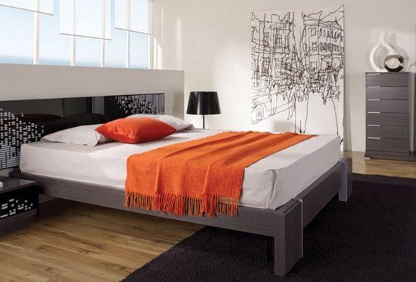 Кровать – лучшее решение для организации спального места