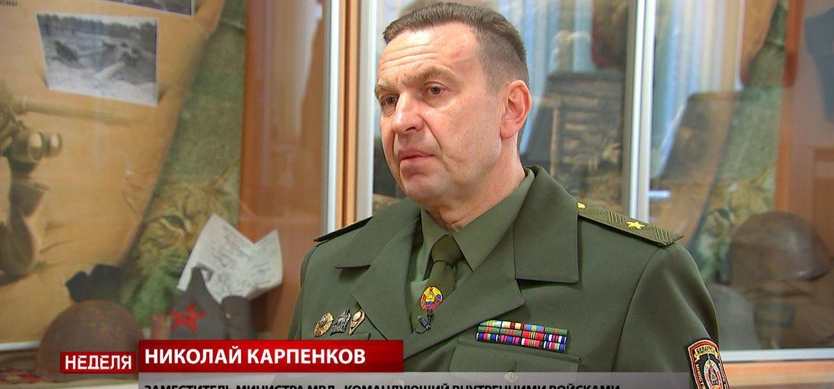 Карпенков: в этой войне выиграем мы, потому что мы государственные люди, за нами страна, за нами президент, за нами Бог