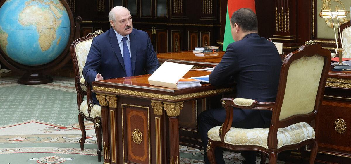 Лукашенко о санкциях: если европейцы хотят проблем у себя, они их получат