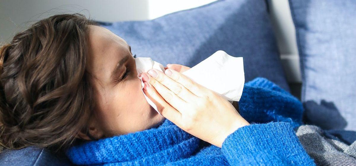 Почему с появлением COVID-19 жители Барановичей практически перестали болеть гриппом, пояснили медики