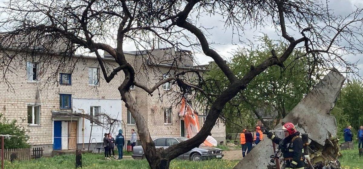 Специалисты расшифровали черные ящики самолета Як-130, который разбился в Барановичах
