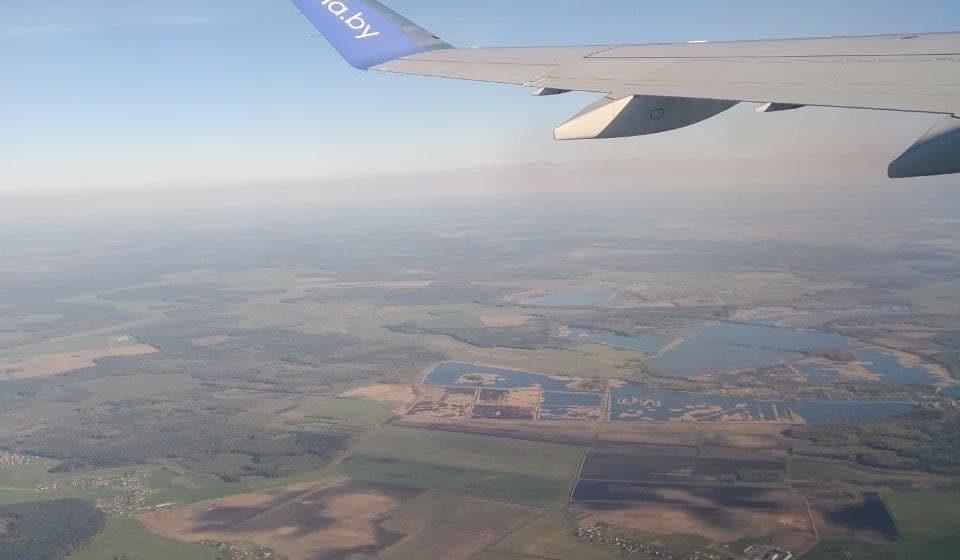 Из-за отмены авиарейсов житель Барановичей остался без работы за границей