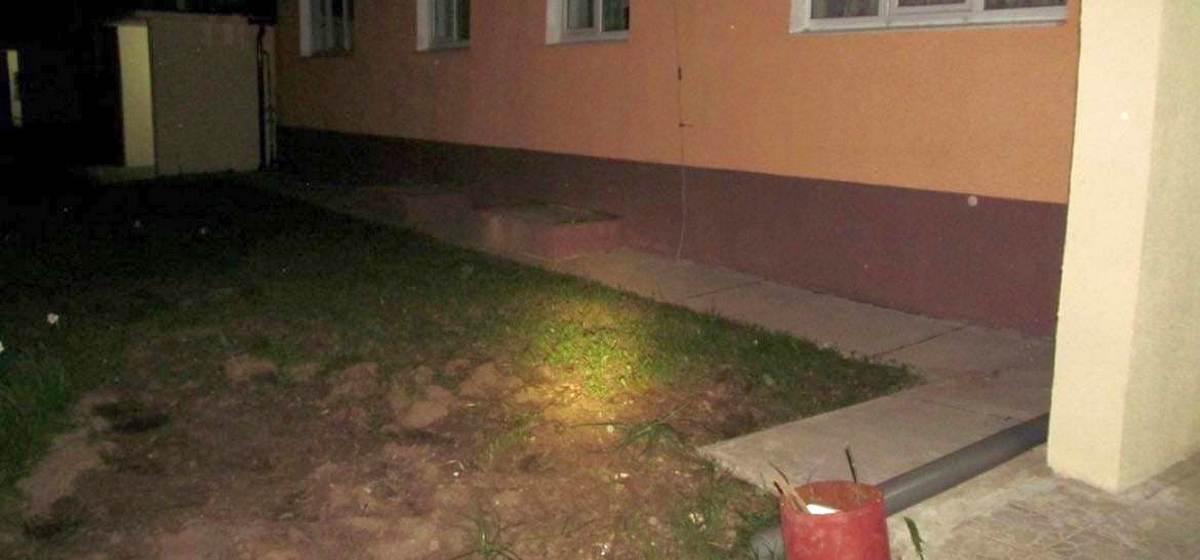 Двухлетний ребенок выпал вместе с москитной сеткой из окна четвертого этажа в Славгороде