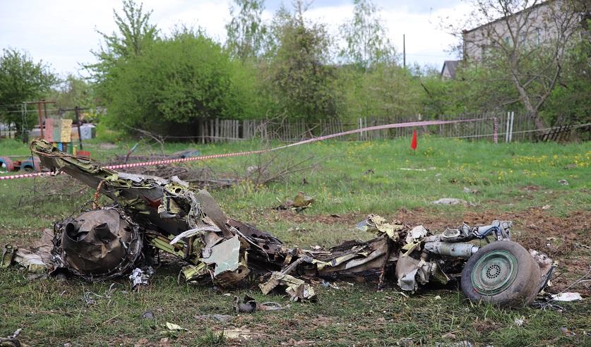 Память погибших летчиков барановичские власти пообещали увековечить